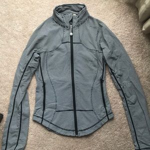 Lululemon Zip-up Jacket Size 4